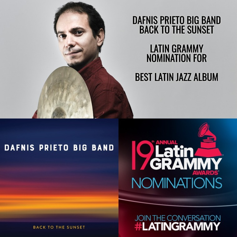 Latin GRAMMY Nom Square